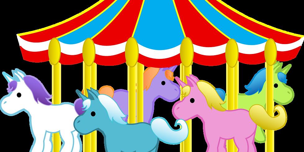 WEEKLY WORKSHOPS Carousel Day Nursery Spring Term 2020