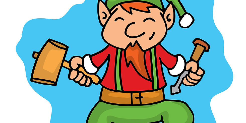 FEB HALF TERM The Elves and the Shoemaker