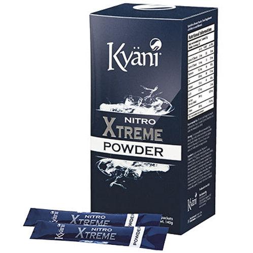 Kyäni Nitro Xtreme Powder - 1 Schachtel (mit 20 Beuteln)
