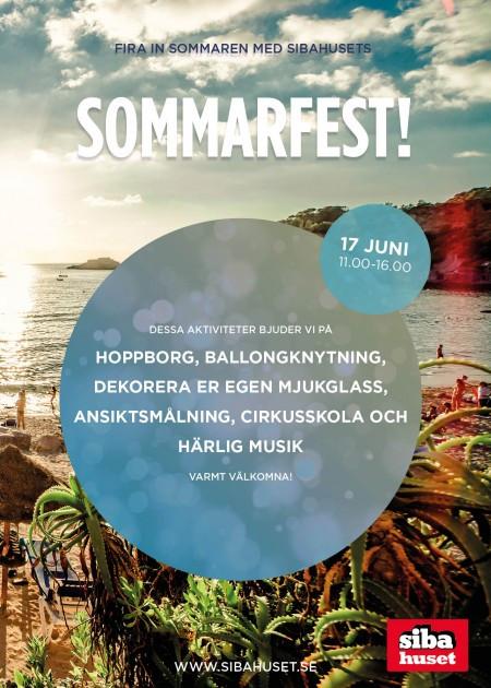 Sibahuset Sommerfest i Trollhättan