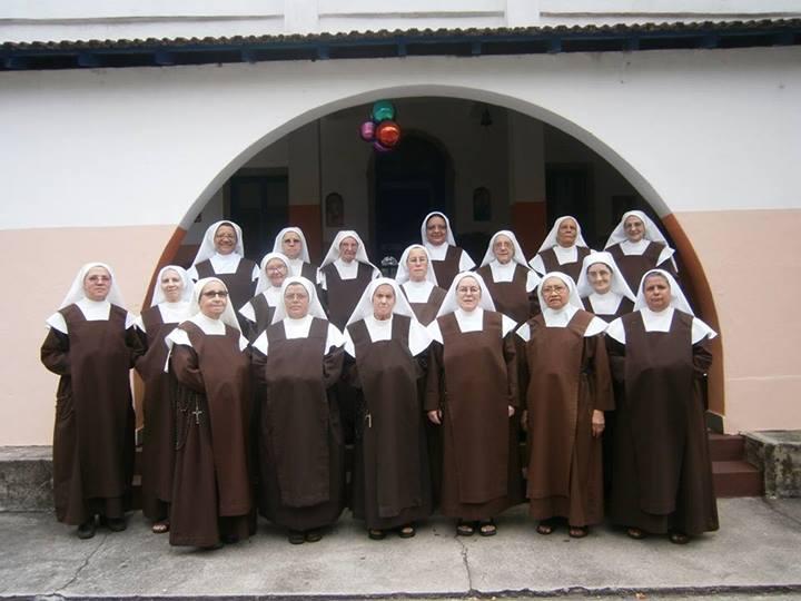 Irmãs que conheceram nossa Mãe