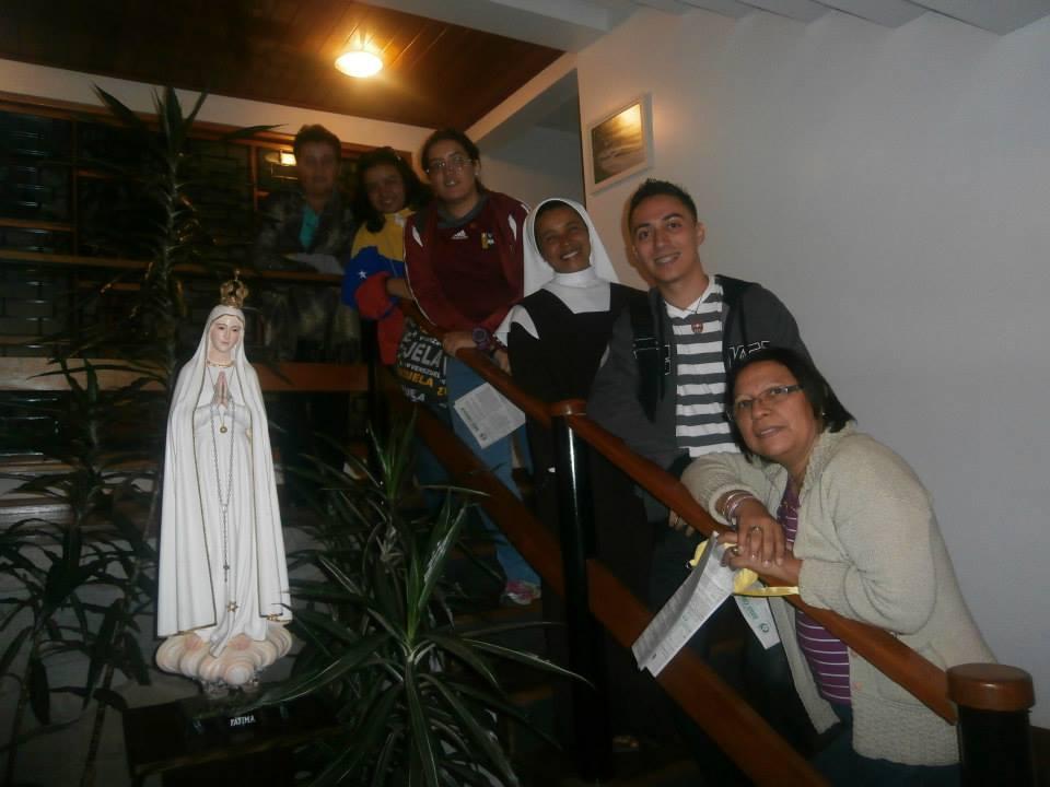 Noviciado - Com.Madre Mª Teresa