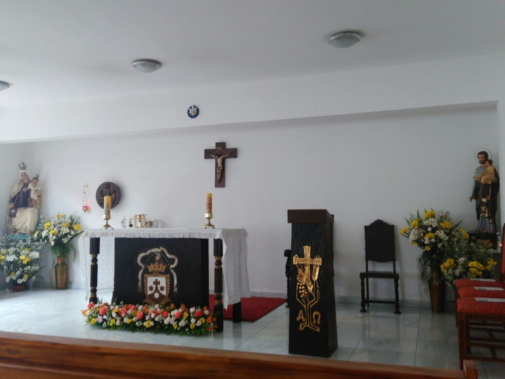 Capela da Casa Generalícia Corcovado