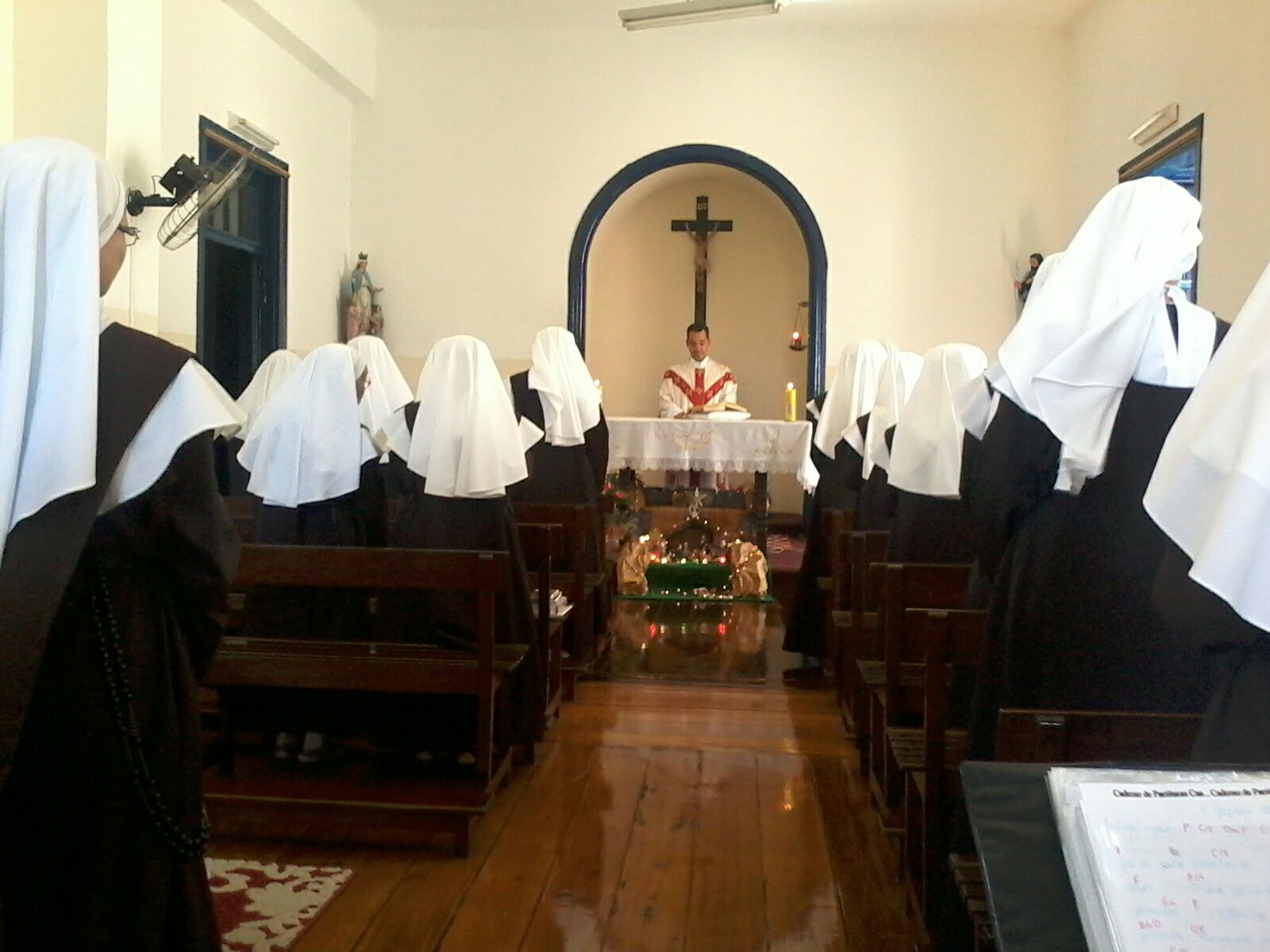 Momento da Santa Missa