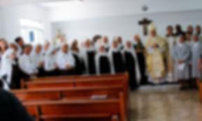 Profissão Religiosa - Servas dos Pobres do Brasil
