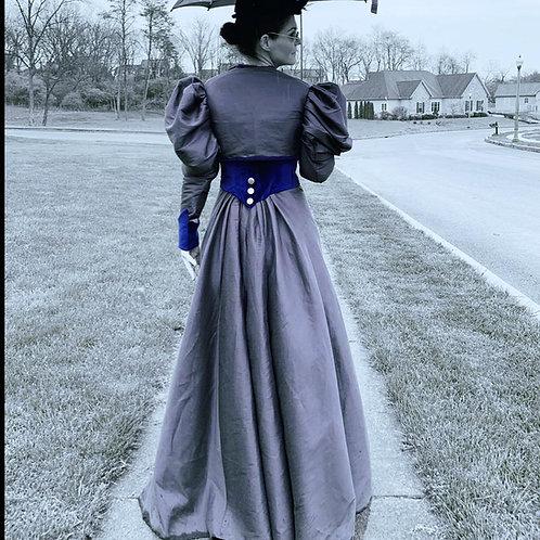 1890's Vest, Cropped jacket, & skirt