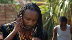 Frank Malaba, Actor, Writer, Poet, Activist, Spiritual Thinker, South Africa, Intersexions