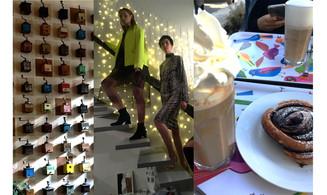 Kövesd végig egy napom! - Glamour napok, teázás egy különleges helyen, márka prezentáció