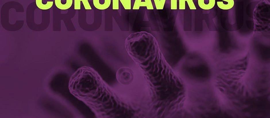 Coronavírus: boletim de 26 de fevereiro