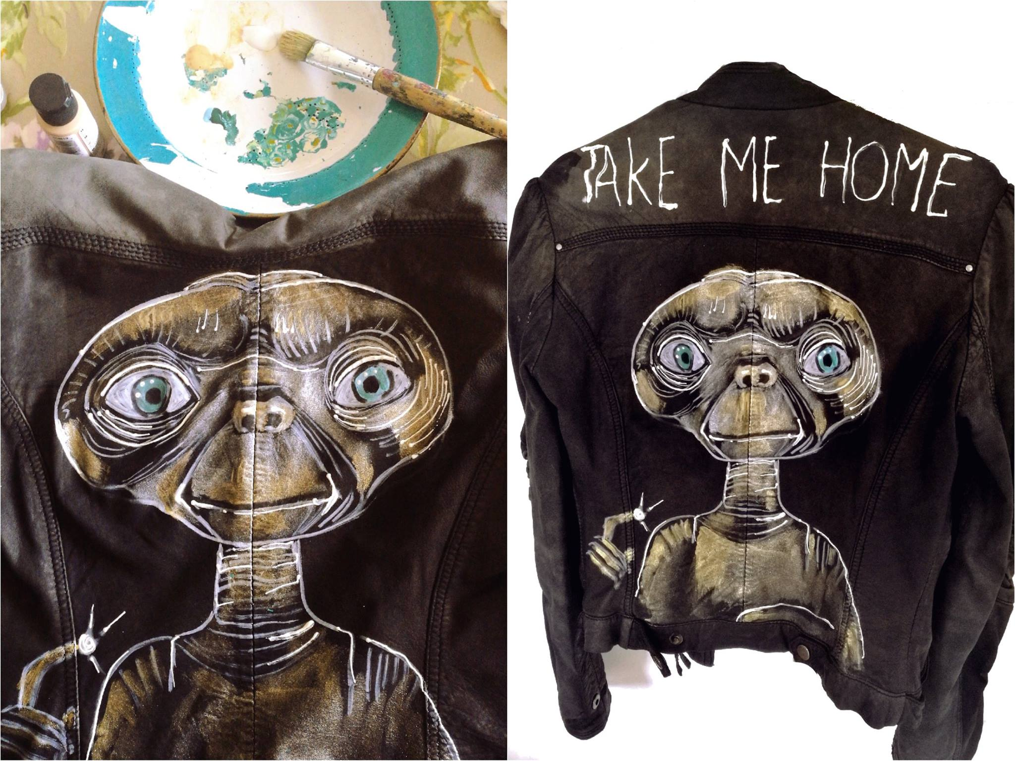 ET, my home!