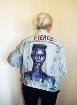 Grace Jones forever