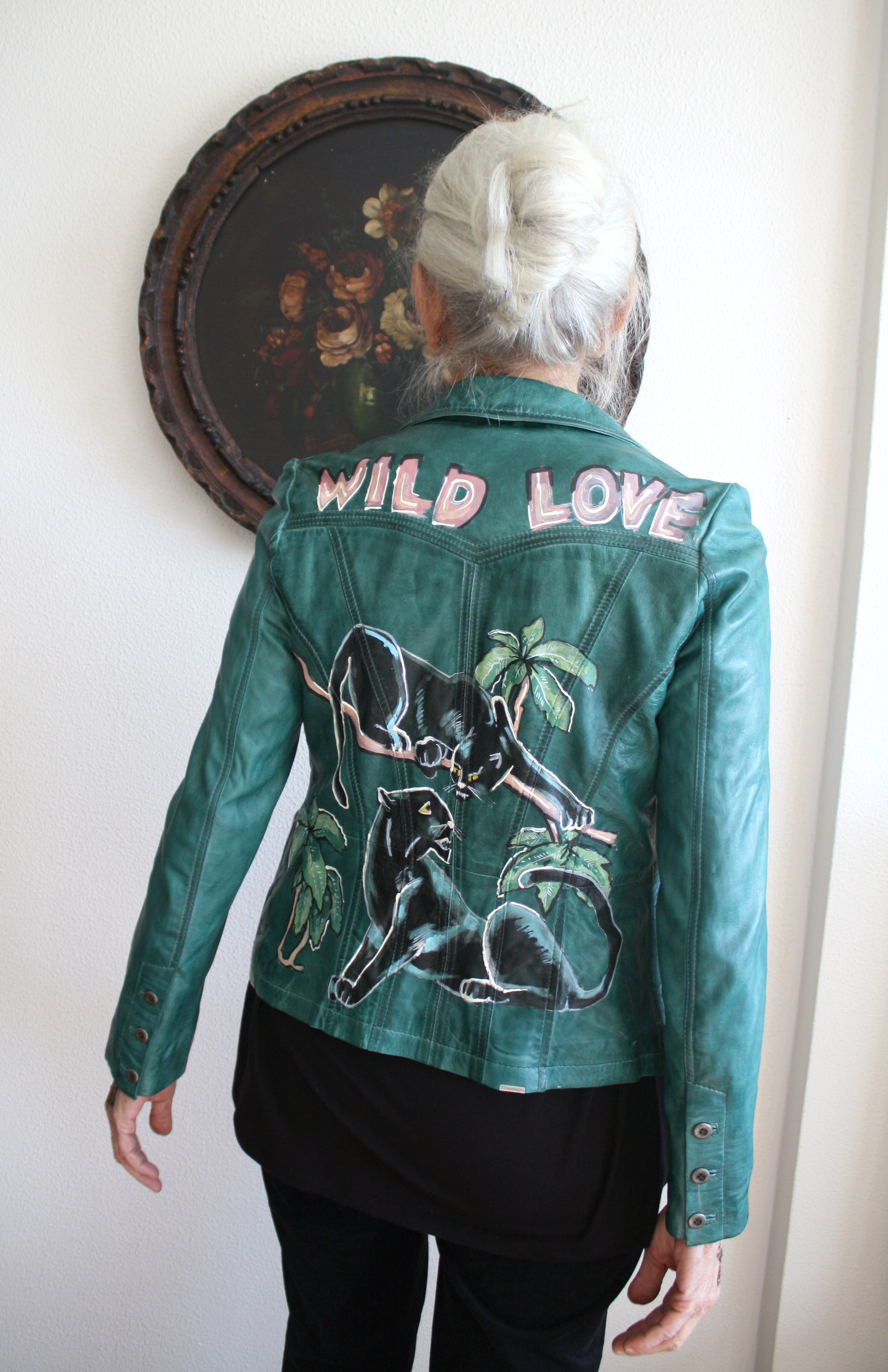 Wild love panther