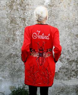 Insect custom jacket