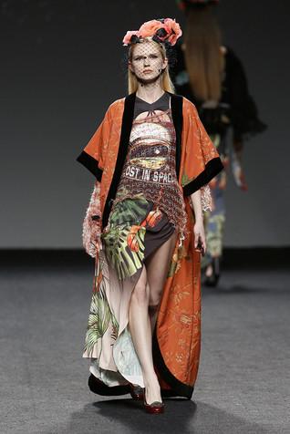 vintage kimono, astronaut bodysuit