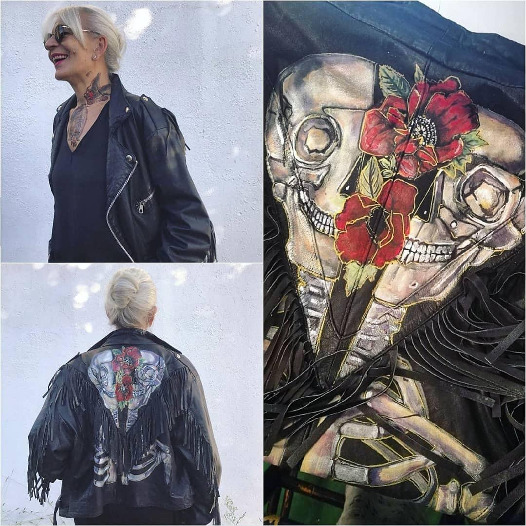 Love will tear us apart jacket