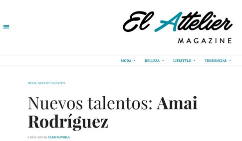 El Attelier Magazine