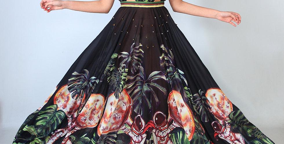 Deliciosa Moon dress