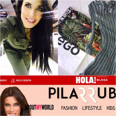 El Blog de Pilar Rubio