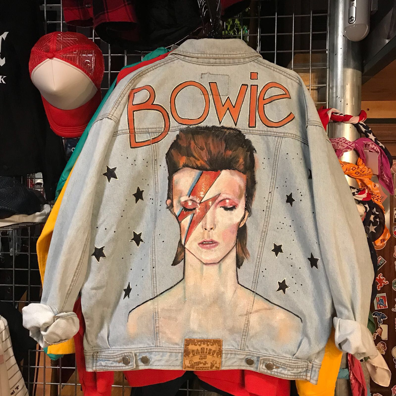 Bowie Jacket