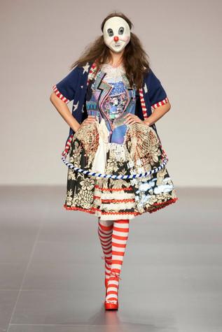 Madrid Fashion Week catwalk