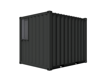 Container solution for green energy.
