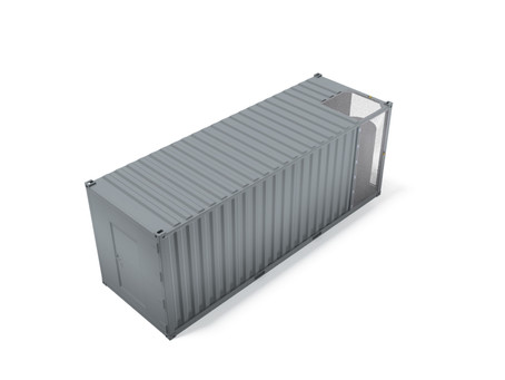 New container for green energy!