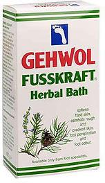 Gehwol Fusskraft Herbal Bath