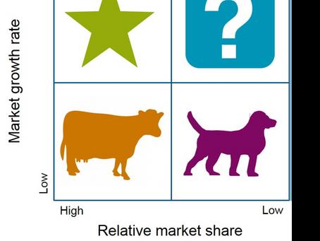 פרות חולבות וחיות מחמד | על תכנון וניהול פורטפוליו עסקי