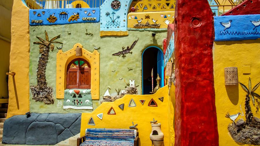 Nubia Town