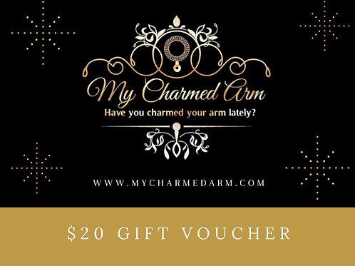 MCA $20 Gift Card