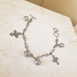 Charm Bracelet- 925