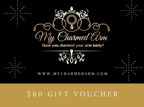 MCA $80 Gift Card