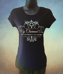 My-Charmed-Arm-Ladies-T-Shirt-My-Charmed