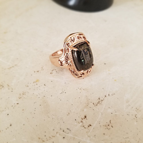 Shungite Ring