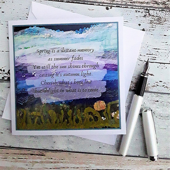 Delight Greetings Card