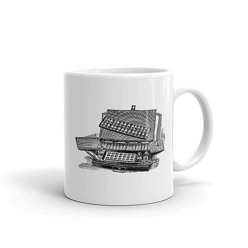 Artists Palette Collectible P001 Mug
