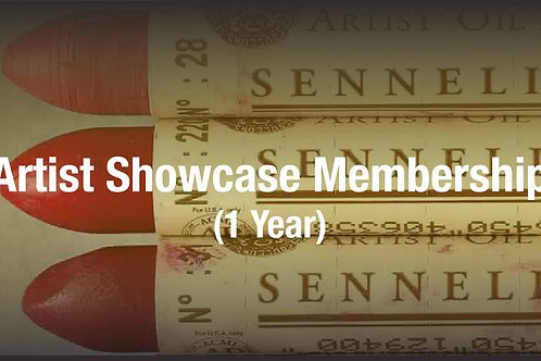 Artist Showcase Membership (1 Year)