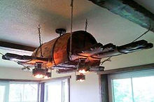 деревянные светильники, деревянные люстры, светильники под старину, светильники из дерева, купить деревянные светильники, фото светильники, деревянные люстры фото