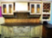 кухни деревенский стиль, кухни стиль шале, деревянные кухни, кухни из сосны, кухни из состаренной сосны