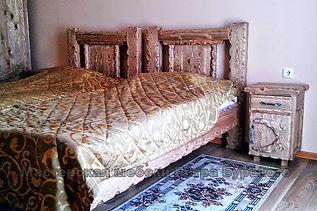 состаренная кровать, состаренная кровать цена, состаренная кровать купить, состаренная кровать заказать, состаренная кровать из дерева