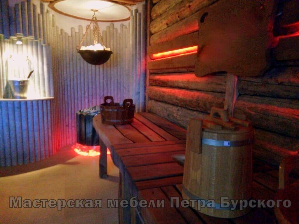 Частная баня