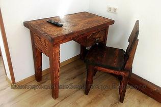 письменный стол из дерева, письменный стол из дерева купить, письменный стол из дерева стол цена, деревянный письменный стол под старину, письменный стол из дерева заказать