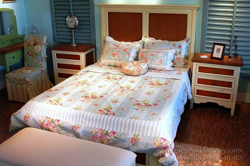 bed_in_the_French_style_№_8