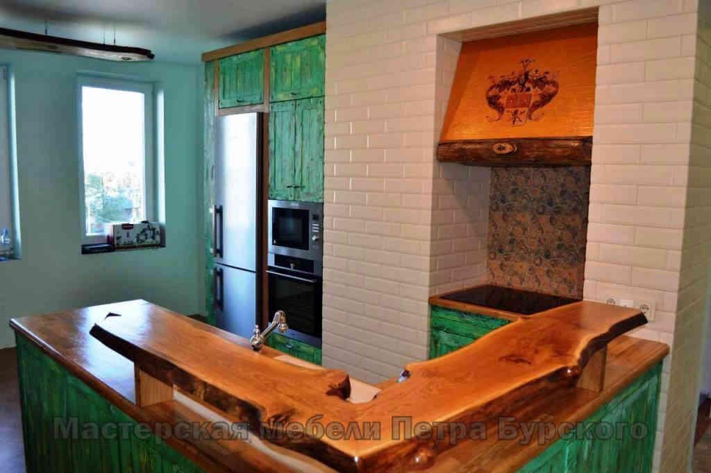 Кухня в стиле прованс НИНА
