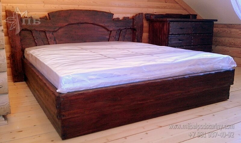 antique bed № 3 (7)