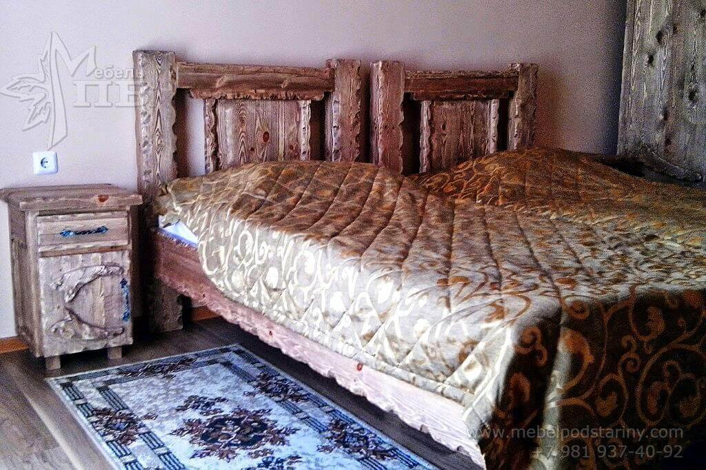 an old bed № 5 (1)
