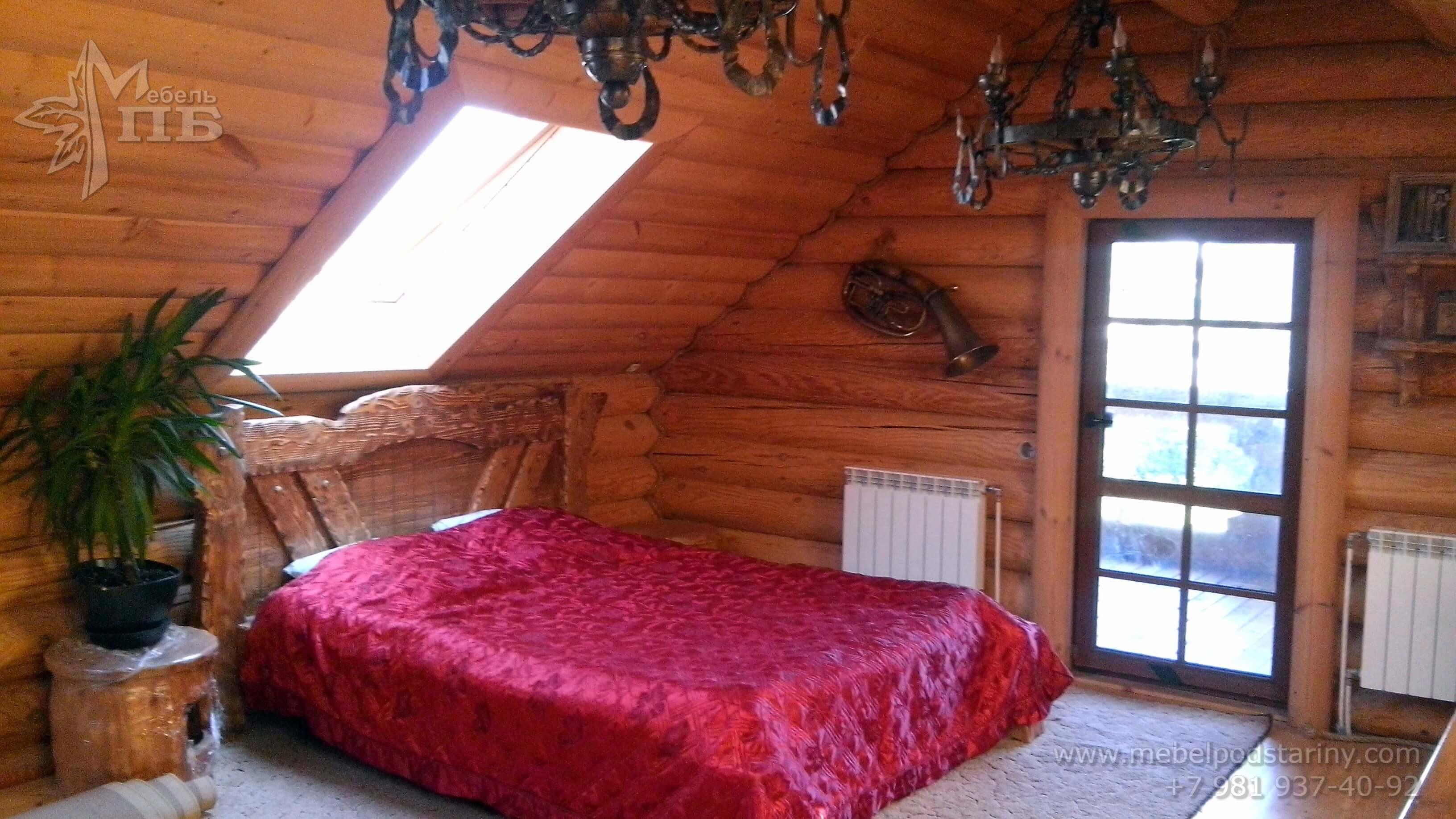 antique bed № 3 (2)