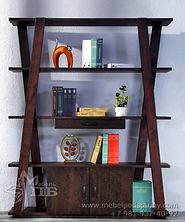 книжный шкаф в колониальном стиле, книжный шкаф фиджи, колониальный стиль книжный шкаф, книжный шкаф из массива дерева в колониальном стиле, книжный шкаф купить в колониальном стиле в Санкт-Петербурге