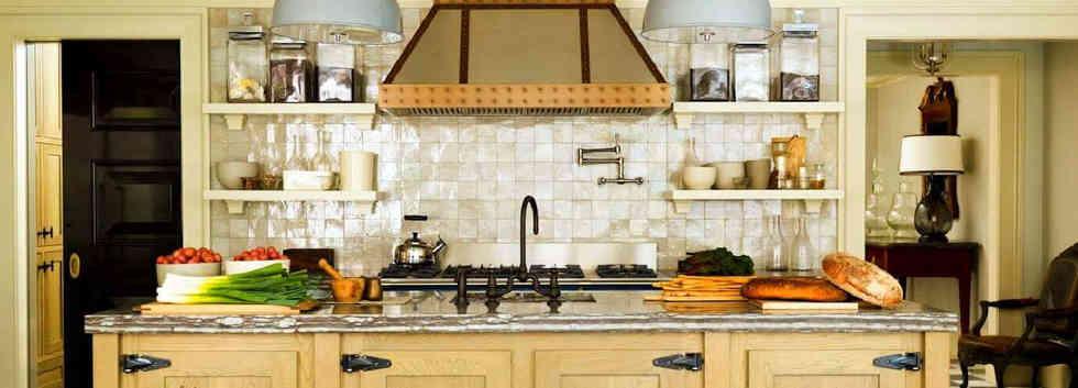 Кухня в стиле лофт ЛОФТ 1