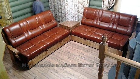 Угловой диван из дерева, угловой диван из дерева цена, угловой диван из дерева купить, угловой диван под старину, угловой диван заказать